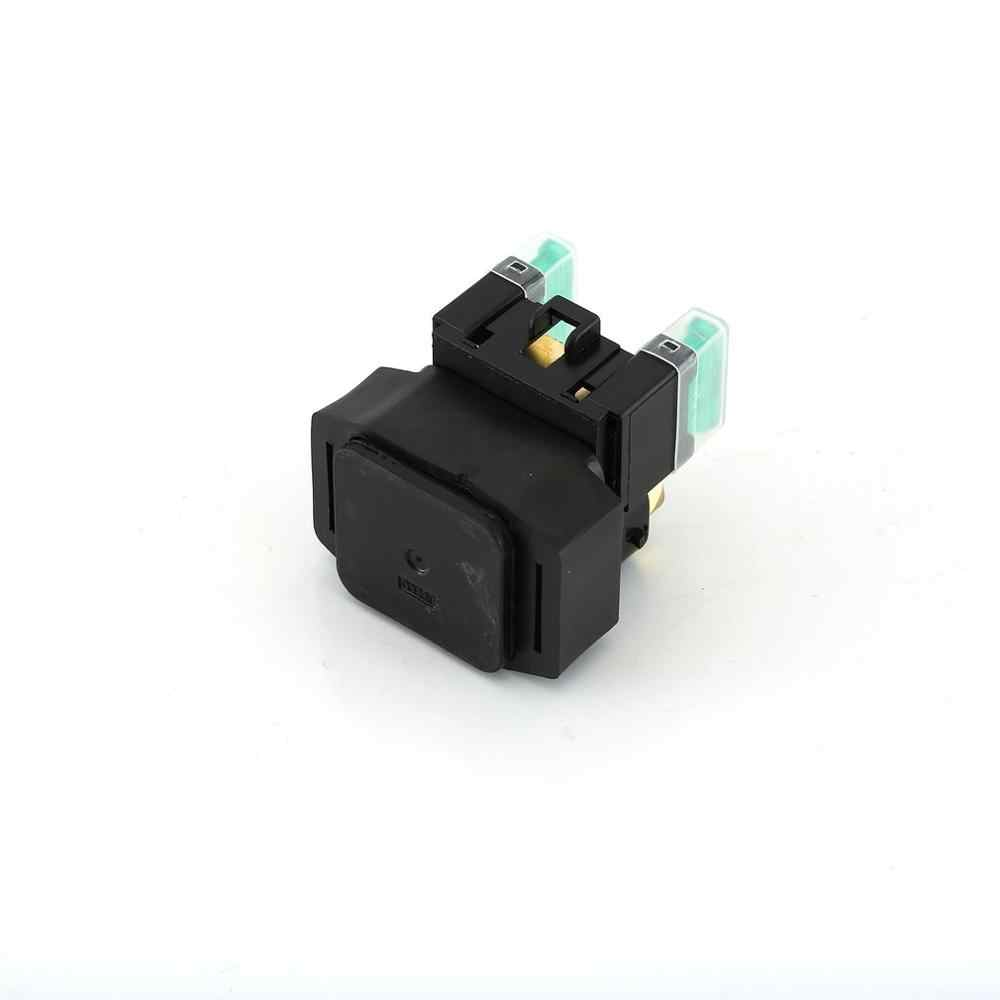 Electrical Starter Relay Solenoid For YAMAHA 1100 XVS1100 V-STAR CUSTOM CLASSIC 99-09 Bike Square Plug 30A Reverse