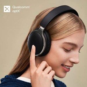 Image 5 - Meizu hd60 אלחוטי אוזניות Bluetooth 5.0 סוג c טעינה 40mm CVC רעש מבטל אוזניות מגע פעולה Apt  X אוזניות