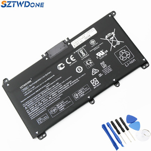 Image 1 - SZTWDONE TF03XL Laptop Battery For HP 14 bp080nd 14 bf0xxx 15 cc502NW 15 ck000TX TPN C131 Q201 Q188 Q189 Q190 Q191 Q192 Q196