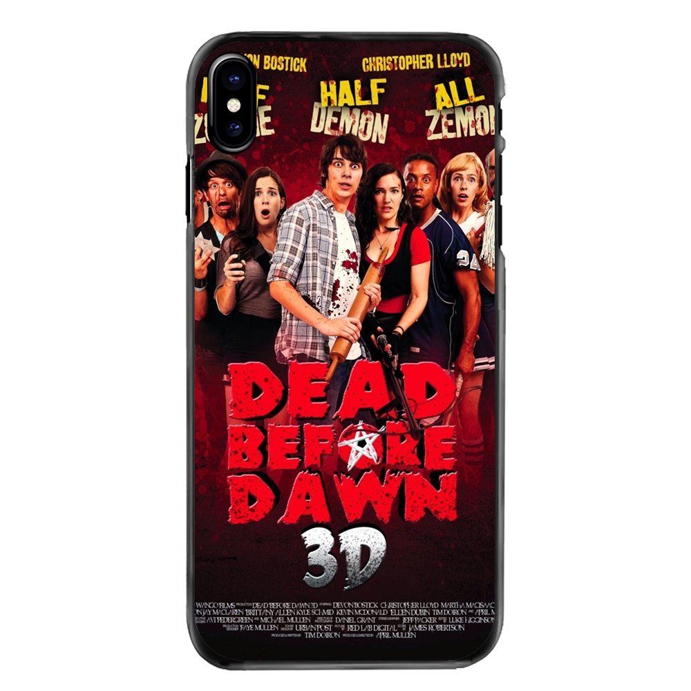 Zombie Comedy Movies Accessories Phone Cases Cover For Samsung Galaxy A3 A5 A7 A8 J1 J2 J3 J5 J7 Prime 2015 2016 2017 image