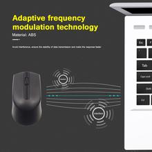 Stumm Maus Home Computer PC Telefon Bluetooth Büro Wiederaufladbare Drahtlose Mäuse für Haushalts Computer Sicherheit Teile cheap VODOOL CN (Herkunft) 2 4 Ghz Radio NONE Bluetooth Mouse