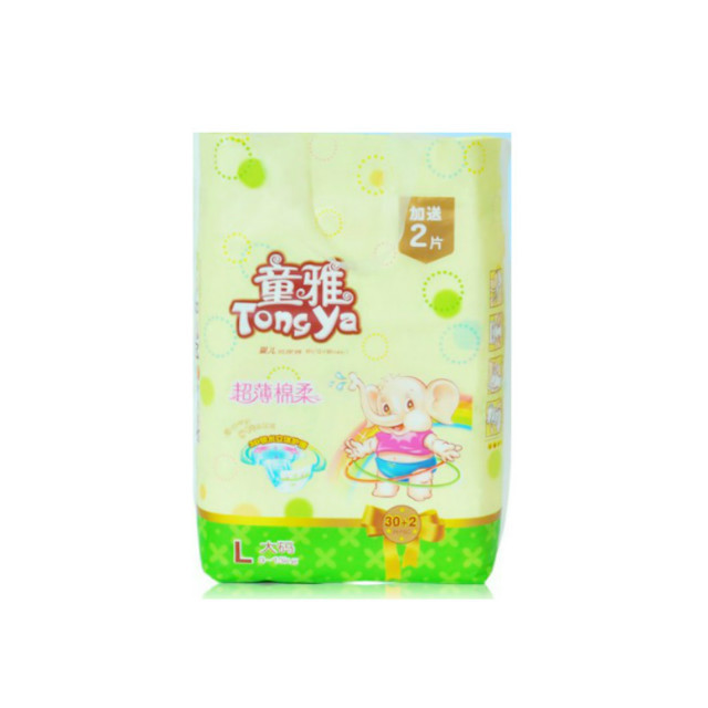 Tong YA Hardcover Diapers L Baby Softcover Baby Diapers Baby Diapers Ultra-Thin Aiaper