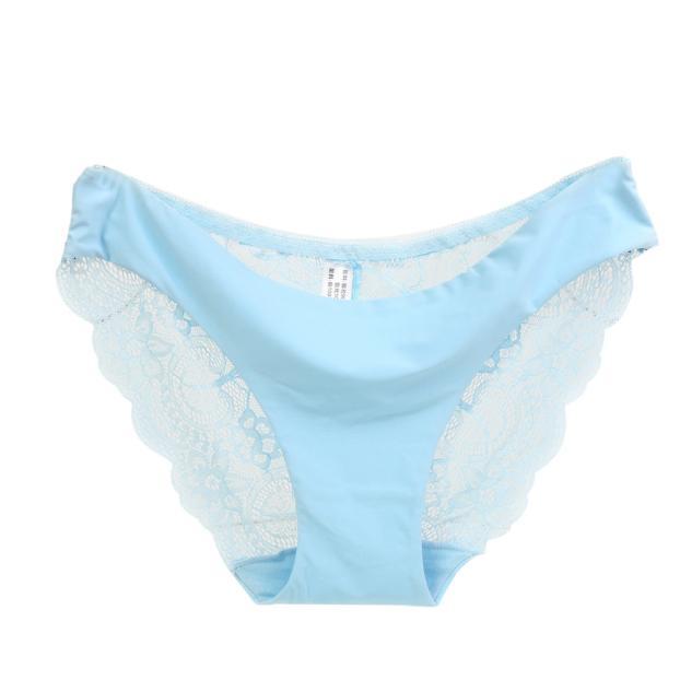 Panties Seamless Sexy Lingerie Underwear Briefs Stringi Women Lace Damskie Damskie