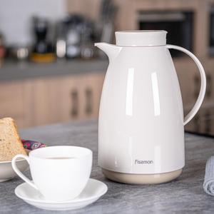 Image 2 - Fissman 1000ml pentola per acqua calda con boccetta termica in stile Business