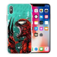 case iphone 5 Carnage Red Venom Case for Apple iphone 11 Pro XS Max XR X 7 8 6 6S Plus 5 5S SE 5C Silicone Luxury Phone Cover Coque Carcasa (3)