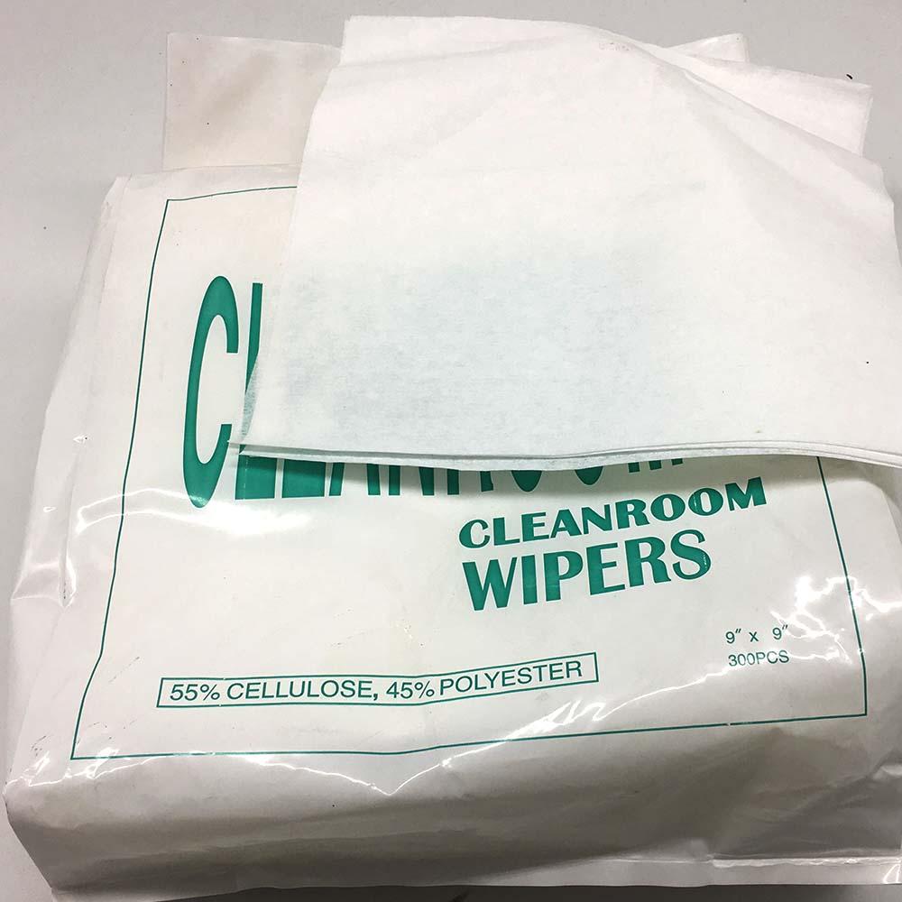 300PCS הדפסת ראש ניקוי ללא אבק בד אבק משלוח נייר חדר נקי מגב עבור Mimaki רולנד Mutoh Galxy מדפסת רקמות סטנסיל