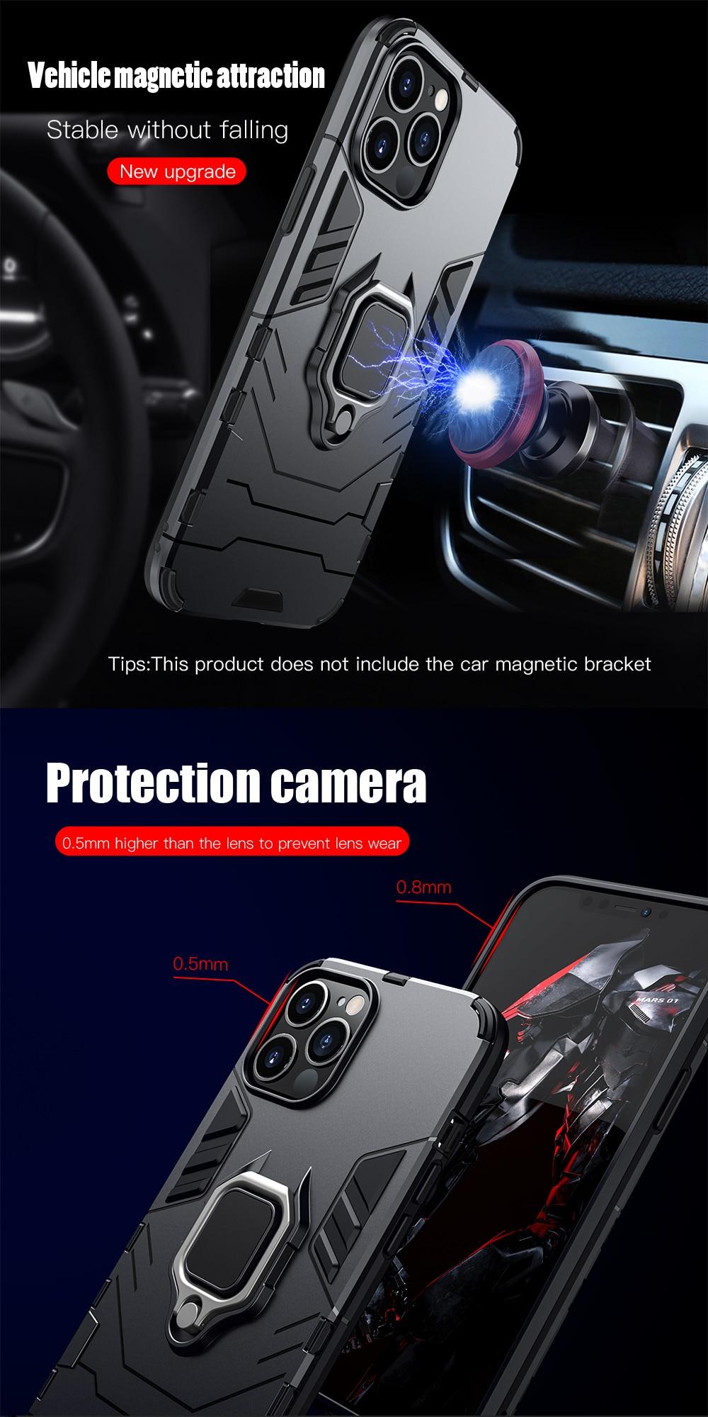 iPhone 12 shockproof case