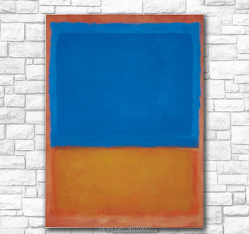 Wall Pictures For Living Room Abstract mark rothko untitled 1955 Canvas Art Home Decor Modern No Frame Oil Painting
