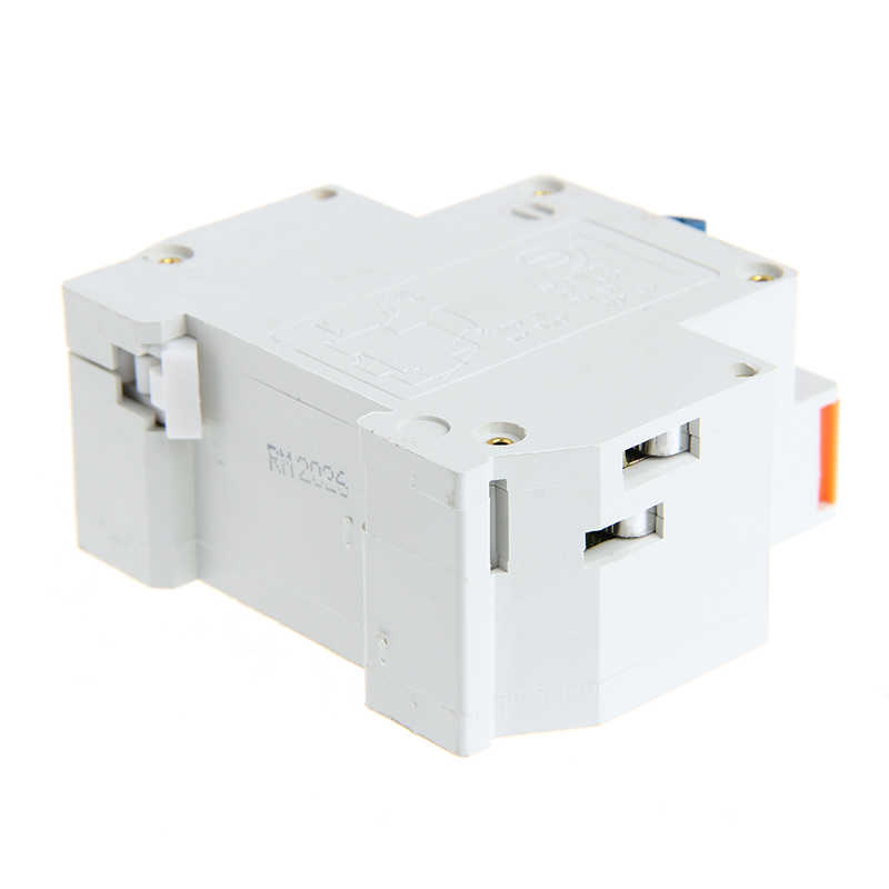 DPNL 16A 230V 50Hz/60Hz 1 P + N מפסק RCBO