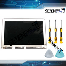 "Brand New dla Apple MacBook Air 13.3 ""A1466 wyświetlacz LCD komplet 2013 2014 2015 2017 rok MD760 MJVE2 MQD32(China)"
