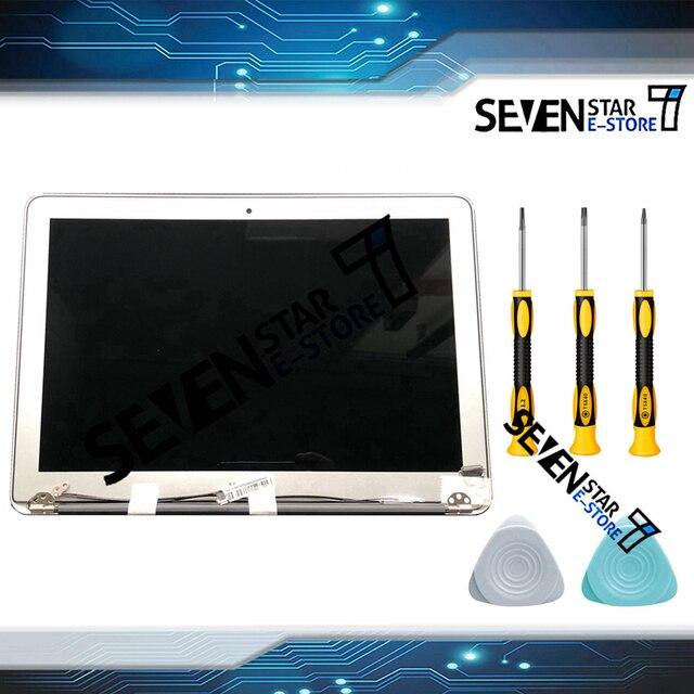 Ensemble complet décran LCD pour Apple MacBook Air, 13.3 pouces, A1466, 2013, 2014, 2015, 2017,, MD760 MJVE2 MQD32