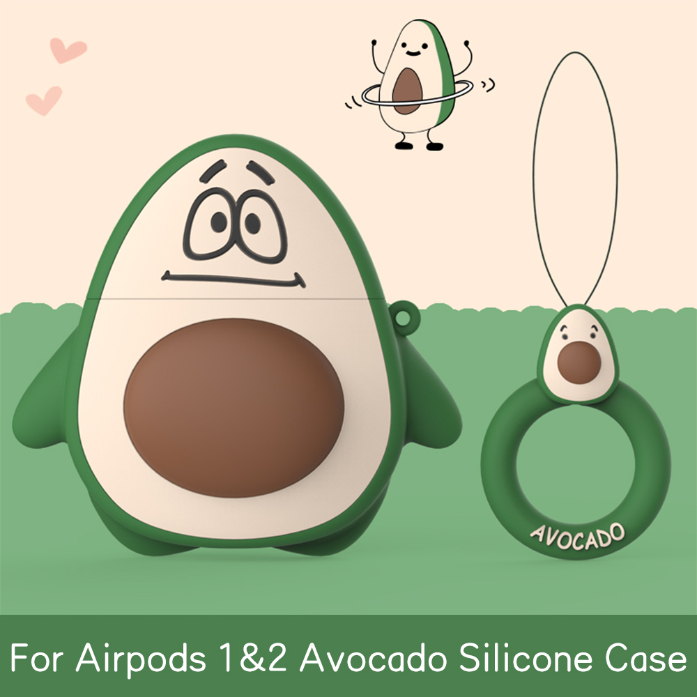 Cute Fruit Case for Airpods Pro 1