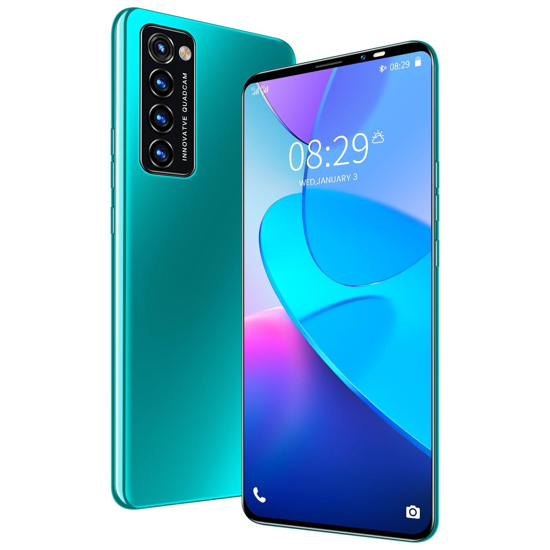"Rin06 pro smartphone 5.5 ""hd tela cheia 1gb 16gb mt6572 quad core 5mp câmera 4800mah gps wifi 3g duplo cartão telefone móvel"