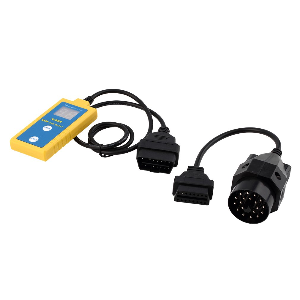 Brand New And High Quality AC808 Memo SRS Airbag Reset Tool <font><b>Diagnostic</b></font> Scanner Code Reader For <font><b>BMW</b></font> Hot Selling image
