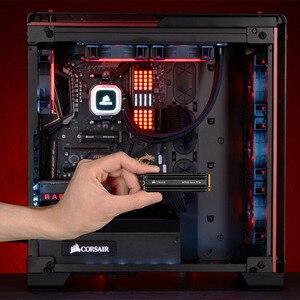Image 5 - CORSAIR Force Series MP600 SSD NVMe PCIe Gen 4.0X4 M.2 SSD 1TB 2TB Ổ SSD lưu Trữ 4950 MB/giây M.2 2280 SSD