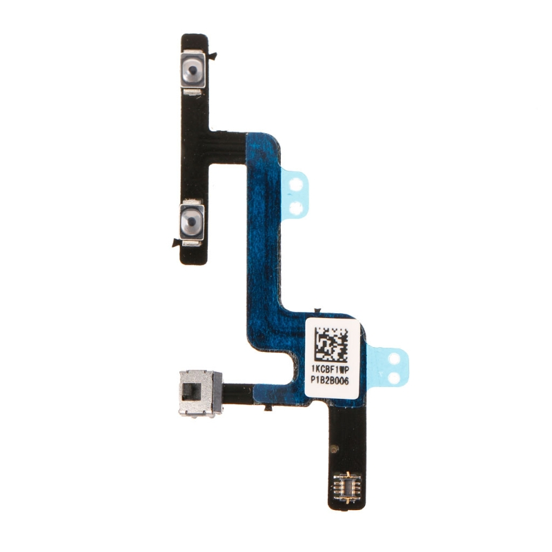 Phone Repair Parts Mute Volume Switch <font><b>Connector</b></font> Ribbon Flex Cable For <font><b>iPhone</b></font> <font><b>6</b></font> LX9A image