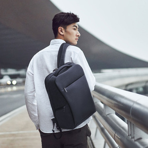 Image 4 - Original Xiaomi Fashion Business Travel Multi function Backpack 2  26L Durable Waterproof Outdoor Bag For Men Women Student