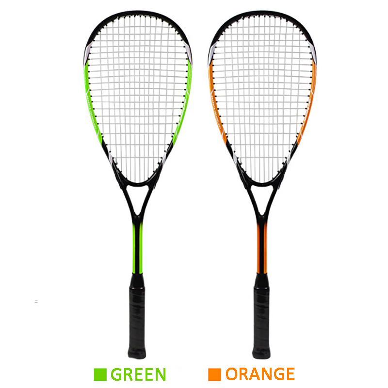 220g Professional Original Squash Rackets FANGCAN Ultralight Aluminium Alloy Racquetball Racket With String Bag Beginner Racquet