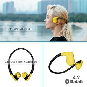 Image 3 - Tayogo W02 ว่ายน้ำ Bone conduction หูฟังบลูทูธชุดหูฟังแฮนด์ฟรีโทรศัพท์มือถือ FM Pedo Meter IPX8 กันน้ำ MP3 ผู้เล่น
