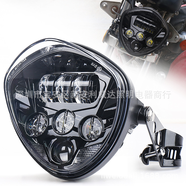 Victoria Motorcycle Headlamps Modified LED Headlamps Headlamps Victory 60 W High Quality Motorcycle Lamps