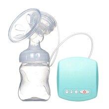 Молокоотсос Интеллектуальный автоматический Электрический молокоотсос всасывающий молокоотсос для сосков молокоотсос для кормления грудью USB для мамы