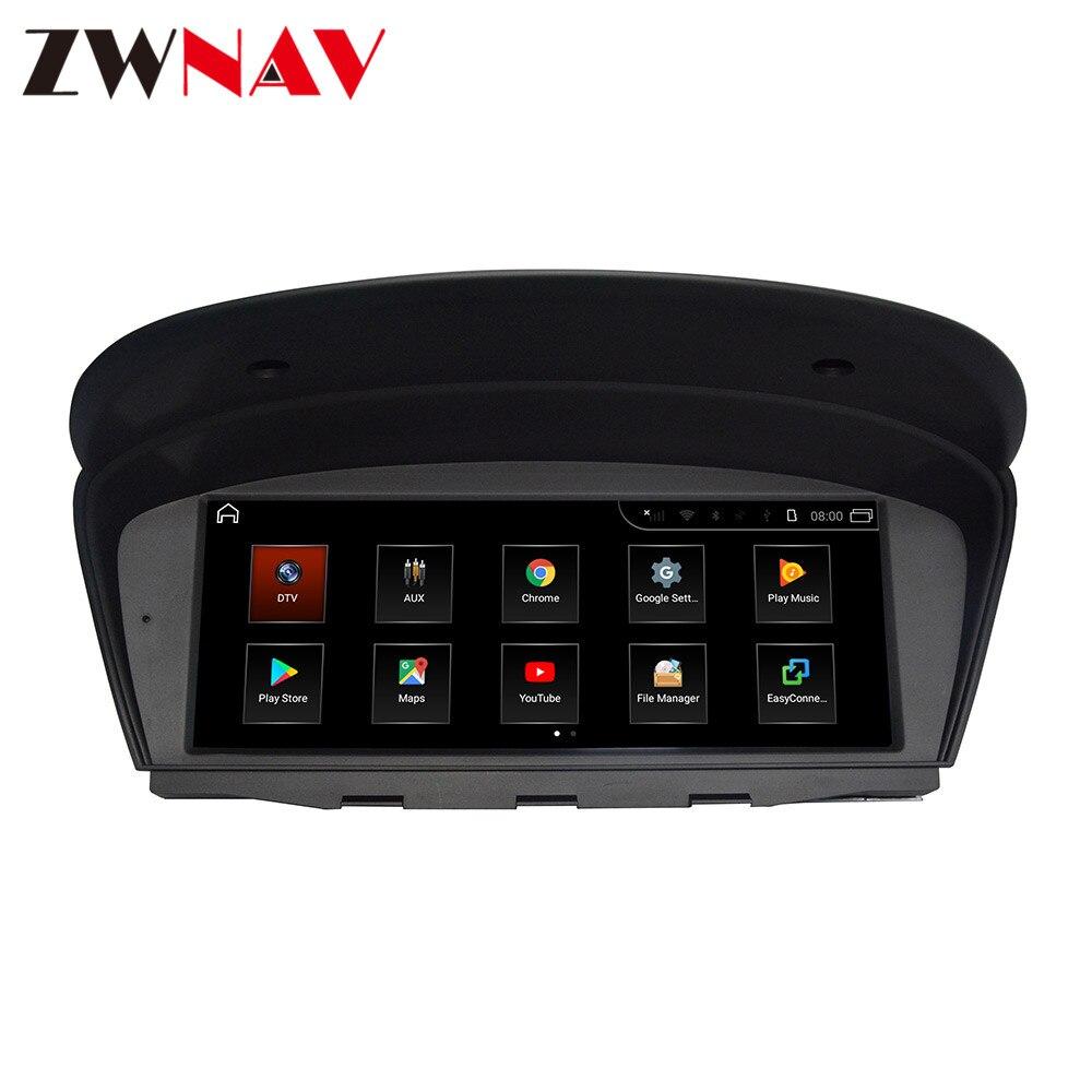 Андроид 10 автомобильный мультимедийный плеер gps аудио navi