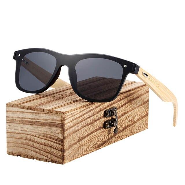 AliExpress BARCUR nowe spolaryzowane okulary