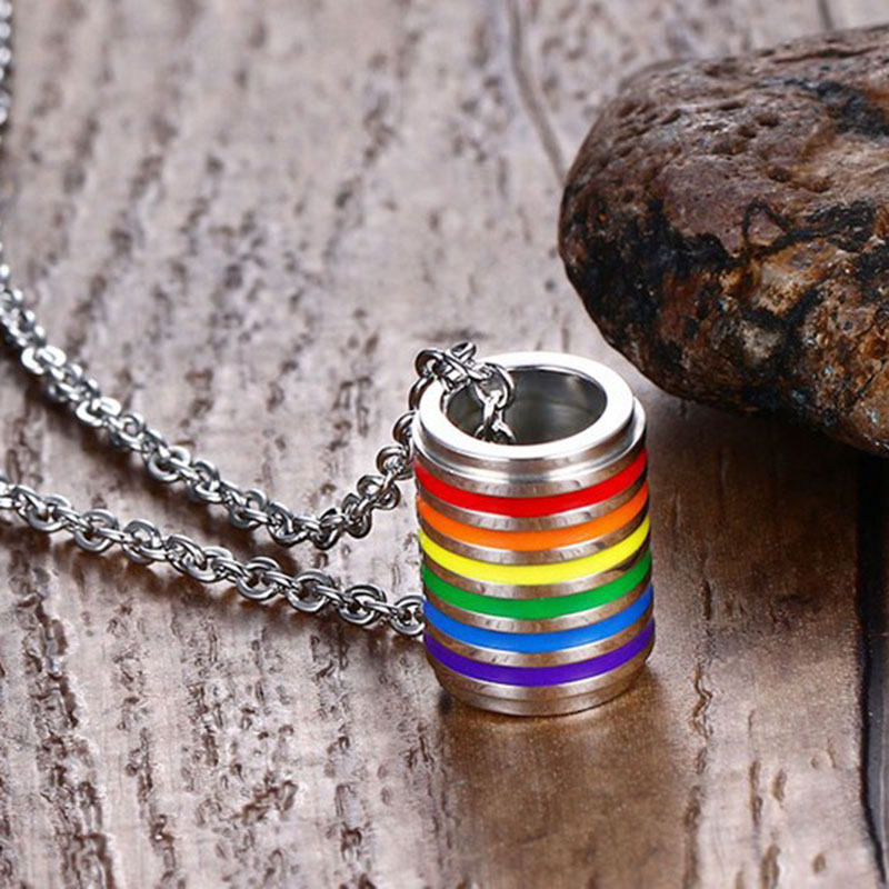 men lgbt necklace (2)