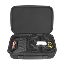 Outdoor Portable Carrying Storage Bag for DJI Tello Drone Gamesir T1d Controller Lightness Portability Convenient Carrier