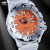 Heimdallr-reloj mecánico NH36A para hombre, reloj automático de buceo con cristal de zafiro, novedad