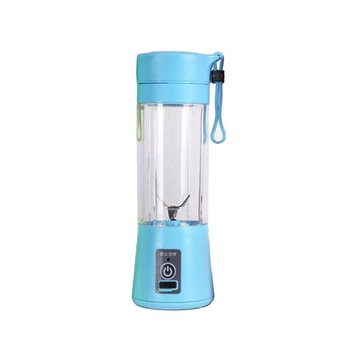 Portable Electric Juicer Cup USB Rechargeable Automatic Vegetables Fruit Juice Maker Cup Juice Extractor Blender Mixer 220v multifunction juicer full automatic household fruit and vegetable juice extractor grinder electric blender