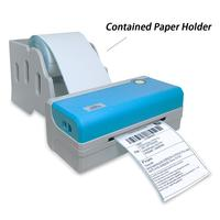 barcode printer thermal label printer bar code sticker label maker waybill Amazon express MAC and windows 4 inch without holder