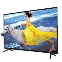 Monitor sizes of 32 43 50 55 inch grobal version youtube TV android OS 7.1.1 smart wifi internet LED 4K television TV