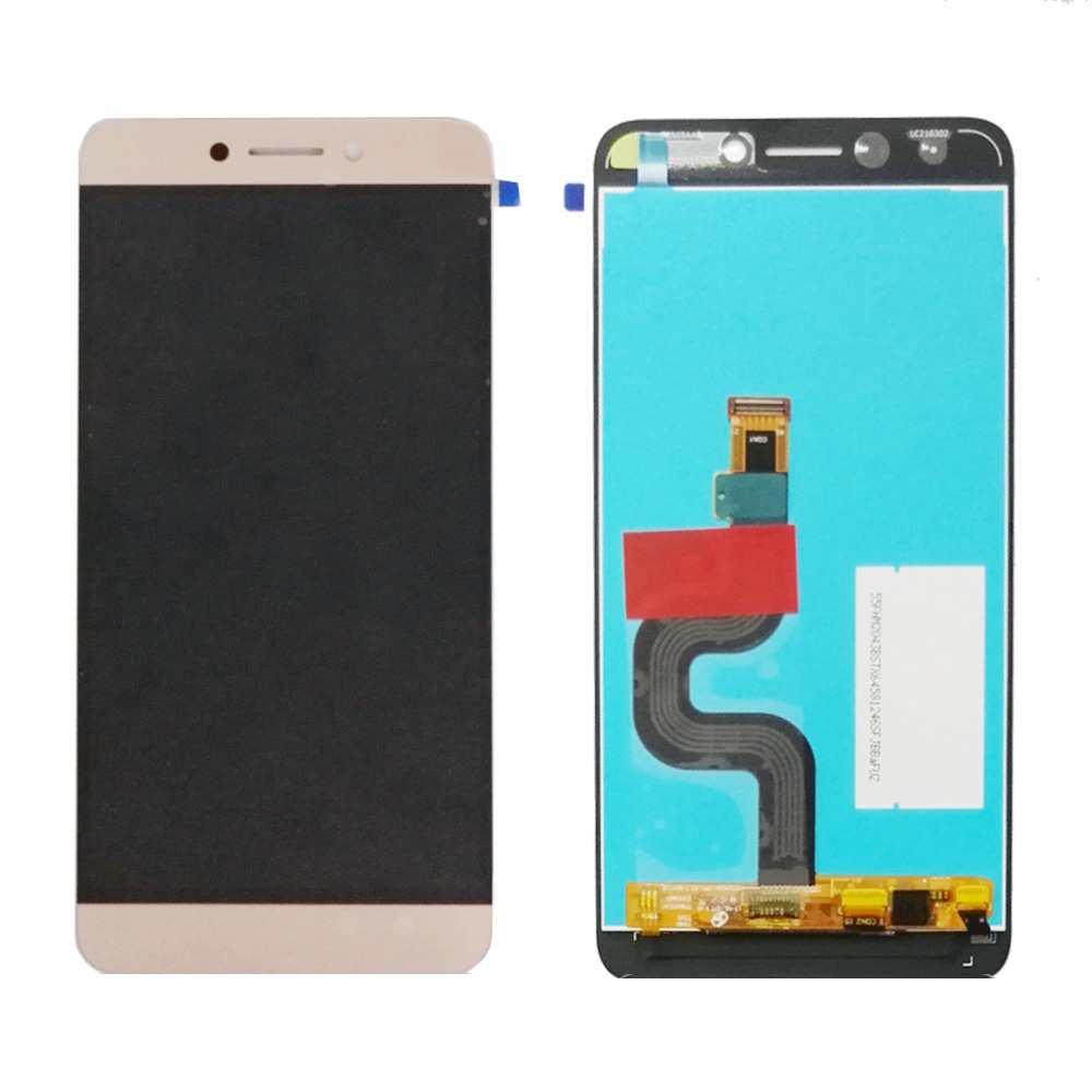 For <font><b>Letv</b></font> <font><b>X620</b></font> <font><b>LCD</b></font> Display And Touch Screen Le 2 Pro X520 X522 X526 X527 Assembly 5.5'' For LeEco S3 X626 Cell Phone image