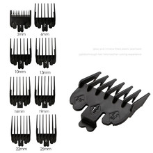Comb Hair-Clipper Cutting-Guide Barber Professional Attachment-Size 8pcs Universal-Replacement