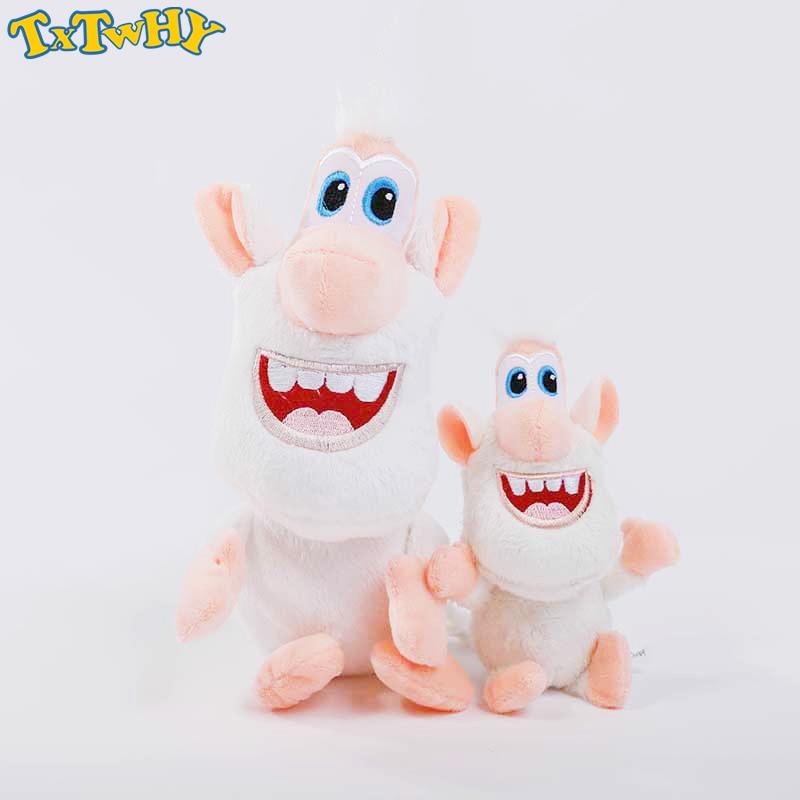 3 Размеры России белого цвета с принтом из мультфильма, с изображением свинки плюшевые игрушки куклы, игрушка, подарок на день рождения, пода...
