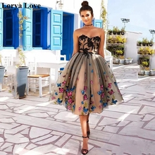 Ball-Gown Prom-Dresses Gala Evening-Robes Tulle Elegant Short Maxi Party Gray Night-Long