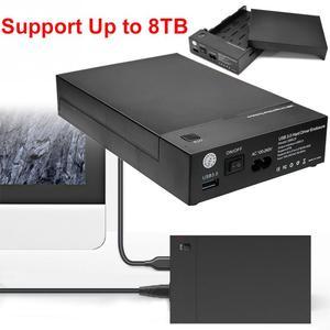 Image 5 - USB 3.0 כונן קשיח Case מארז חיצוני כלי משלוח HDD דיסק 2.5 3.5 SATA