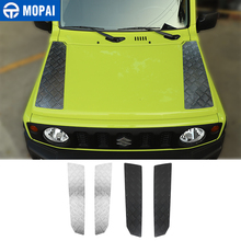 Styling-Mouldings MOPAI Jimny Jb74 Decoration-Panel Front-Engine-Hood-Cover External-Accessories