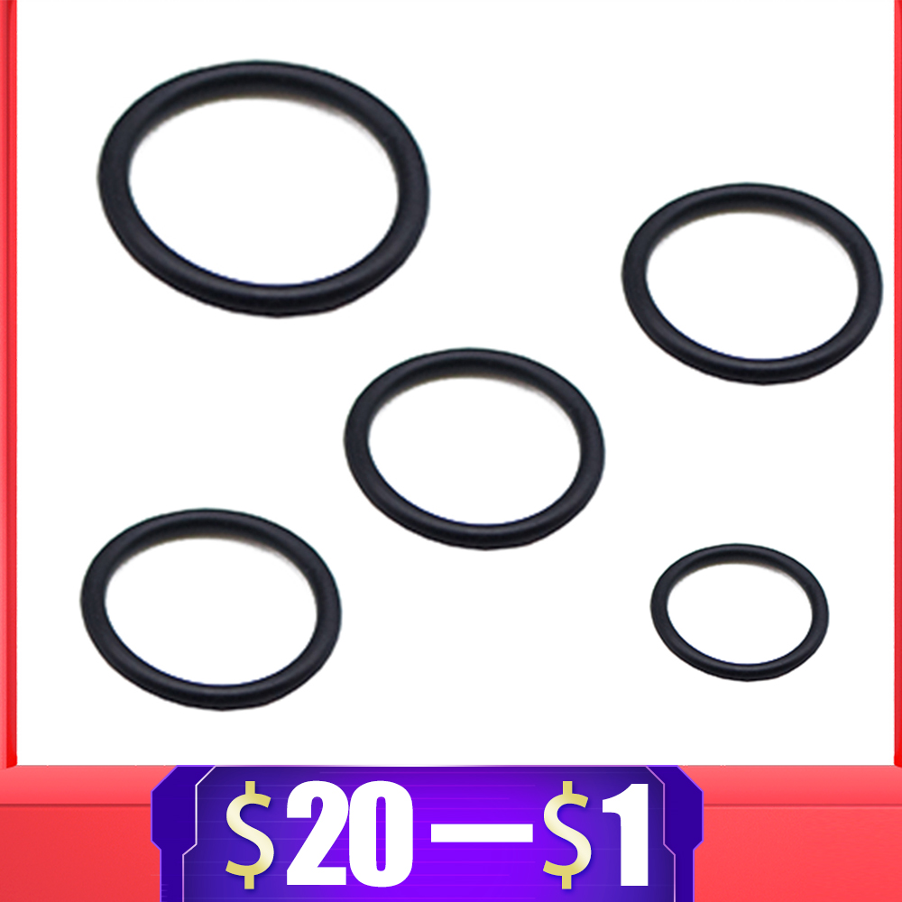 5PCS/Set Rubber Tactical O RING Resistant Oil And Heat For AEG Piston Head Airsoft O-Ring Hunting Paintball Accessories