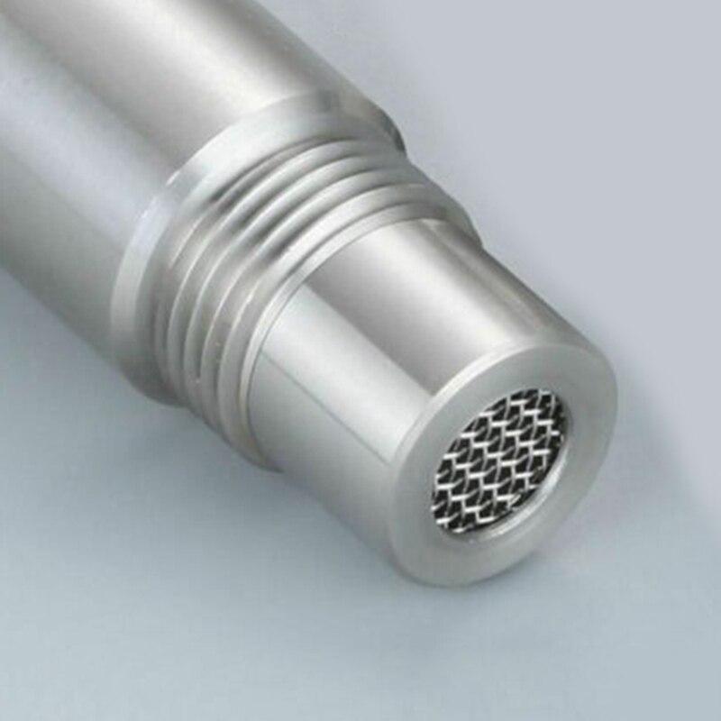 Аксессуар кислородный датчик адаптеры Запчасти для инструментов каталитический фильтр 304 нержавеющая сталь Замена прочный
