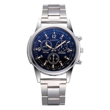 Classic Fashion Women Leather Band Quartz Analog Wrist Watch Reloj Watches For Women relojes para mujer
