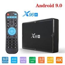 X96H Allwinner Smart 4K