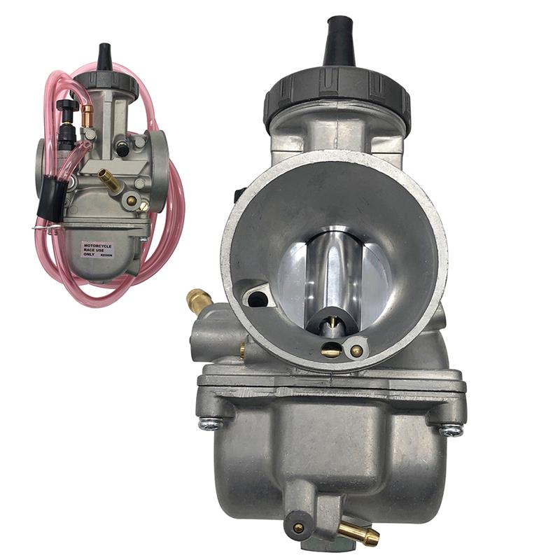 Motorcycle <font><b>PWK</b></font> <font><b>Carburetor</b></font> <font><b>34</b></font> 36 Racing Car <font><b>Carburetor</b></font> Motorcycle Accessories image