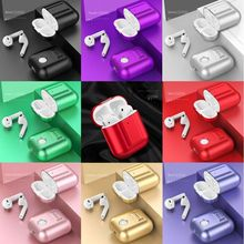 цена на Metal Aluminum Alloy Protective Case Scratchproof Cover Skin for Apple Airpods M5TB