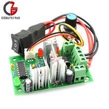 Régulateur de tension 10V-40V cc, 5a, 150W, contrôleur de vitesse de moteur, interrupteur de commande réversible réglable, régulateur de vitesse PWM 12V/24V/36V