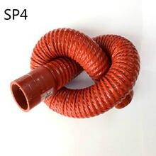 Силиконовый шланг sp4 интеркулер кремниевый турбошланг Впускной