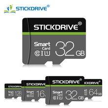 Cartão Micro sd GB GB 32 16 8GB 64GB 128GB TF/cartão de memória SD card 32 gb cartão microsd SDHC SDXC classe 10 Flash drive para o smartphone