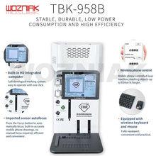NEW TBK-958B DIY printer CNC Laser Engraving Machine LCD Laser Repair Machine For iPhone 11 X XS XSMax 8 8+ Back cover separater