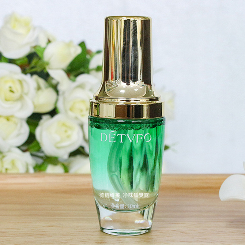 30ml Refreshing Body Odor Antiperspirant Ladies Fragrance Armpit Sweat Cleaning Lotion Deodorant